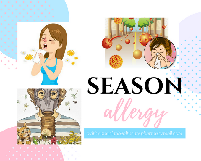 Allergy to Spring: Rules of Survival in the PollenSeason